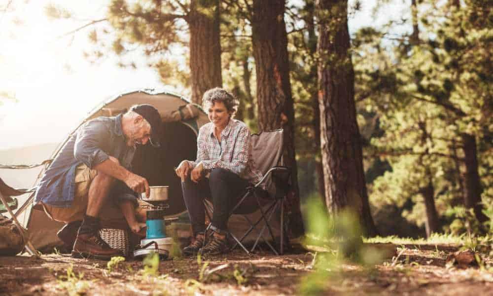 Camp Chef Explorer Two-Burner Range Review
