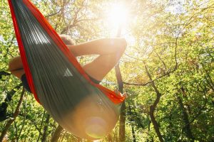 Get Comfortable! How to Lay in a Hammock the Right Way