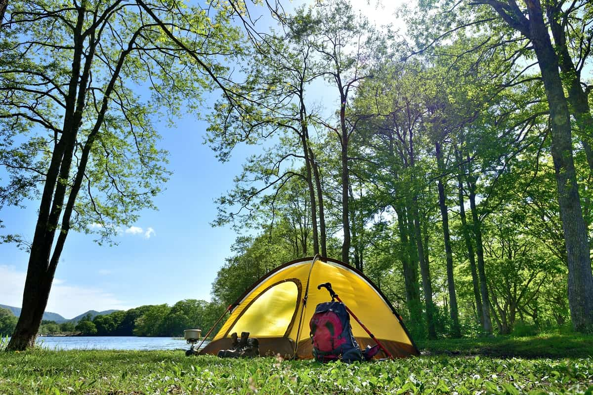 Best Pop Up Camping Tent - wanderingprivateer.com