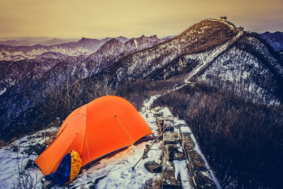 Best Tent for Winter Camping - wanderingprivateer.com