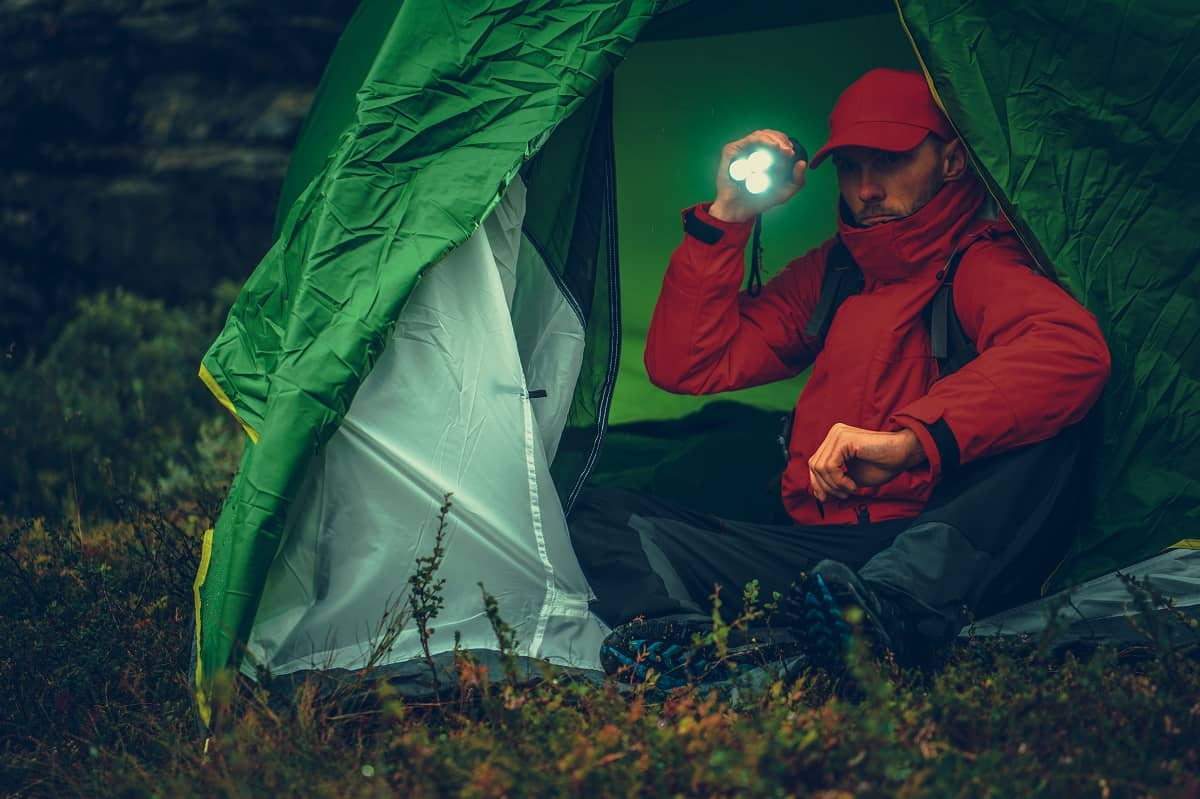Best Camping Flashlights - wanderingprivateer.com