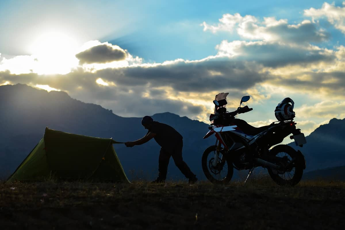 Best Tent For Motorcycle Camping - wanderingprivateer.com