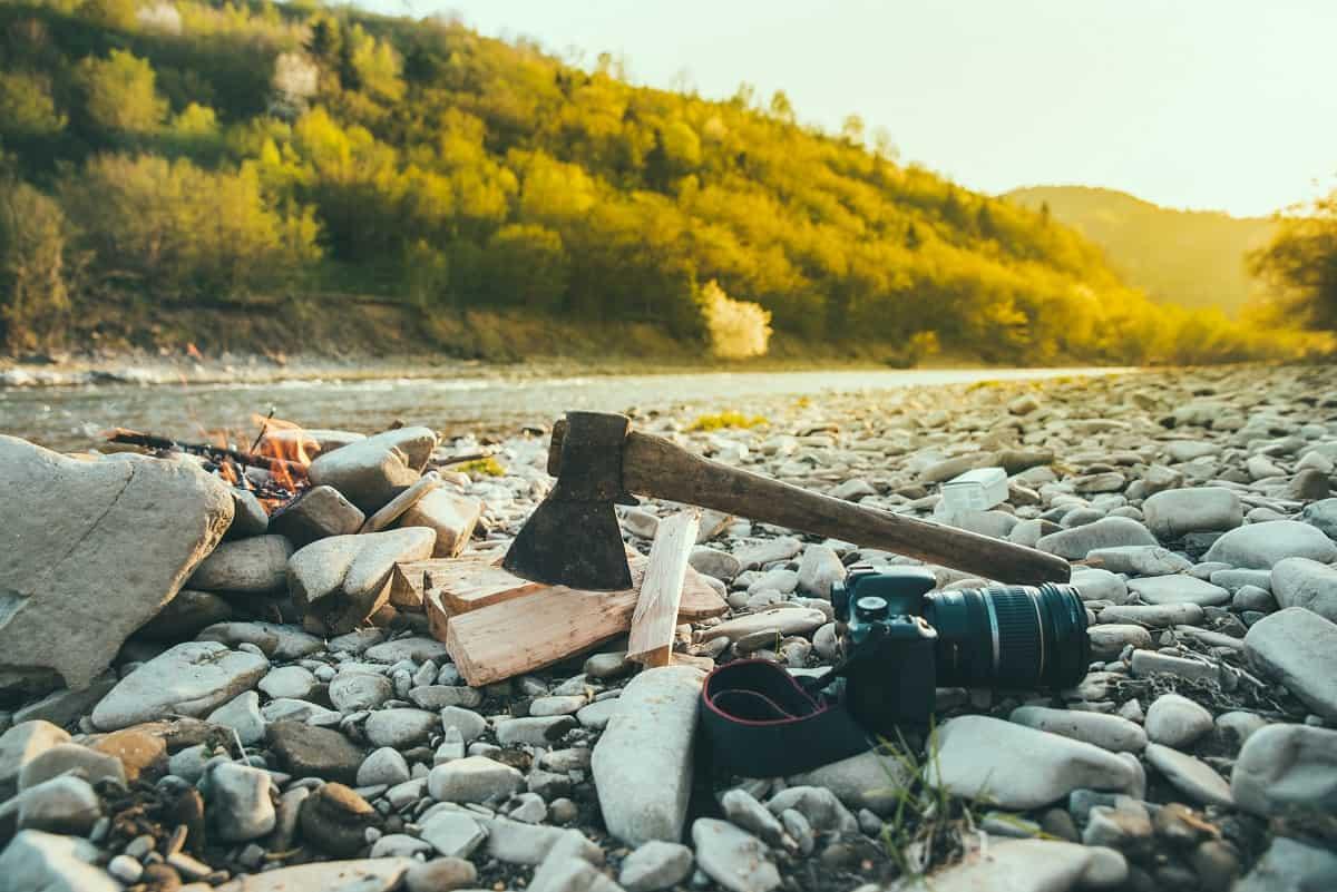 Best Camping Axe - wanderingprivateer.com
