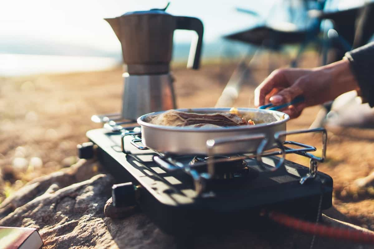 Camp Chef Everest 2 Burner Stove Review - wanderingprivateer.com