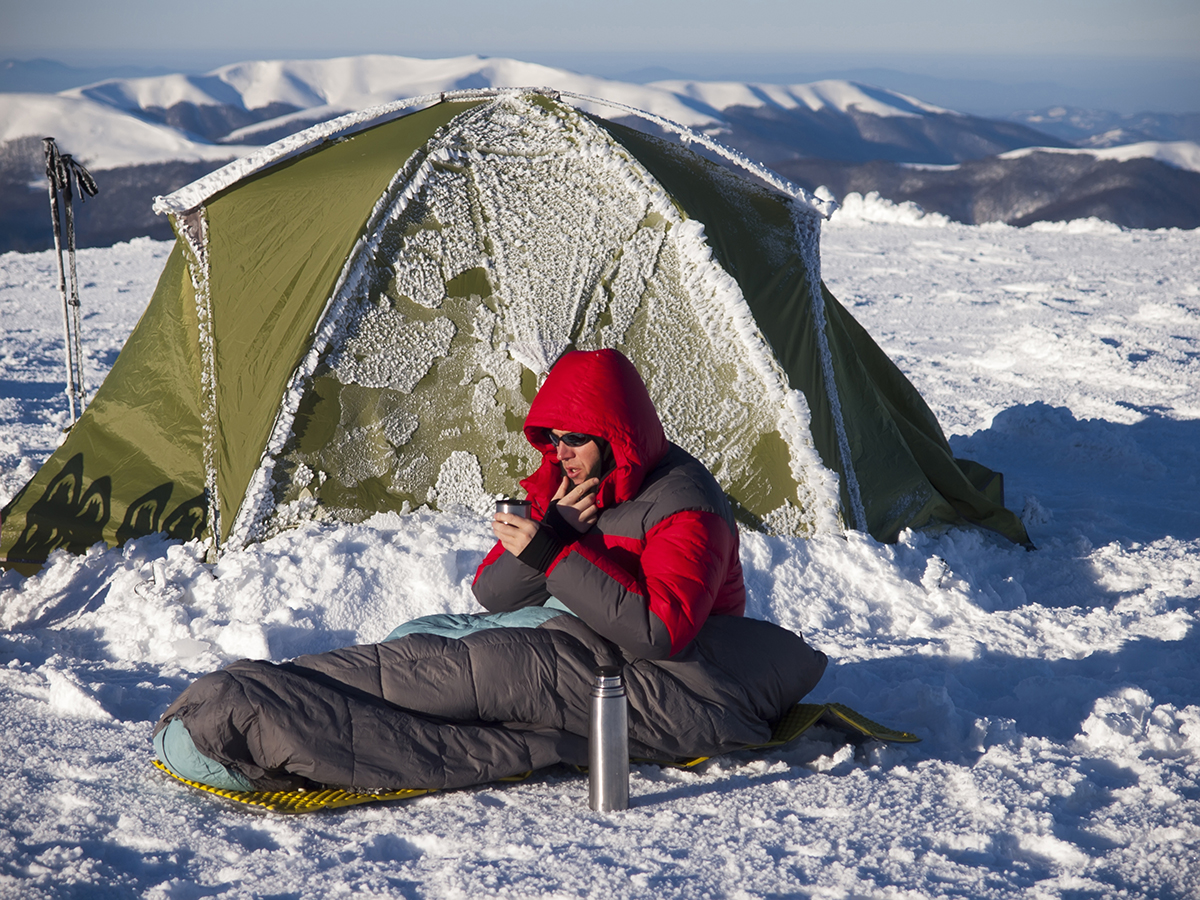 Coleman Brazos Cold Weather Sleeping Bag Review