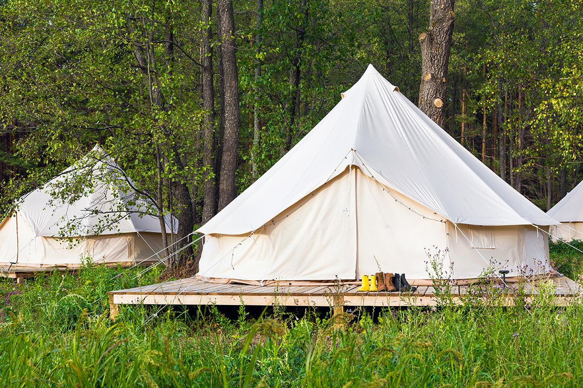 Coleman Cabin Tent - wanderingprivateer.com