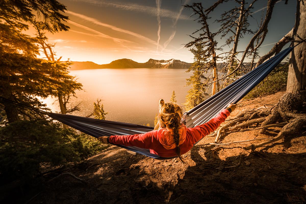 Covacure Camping Hammock - wanderingprivateer.com