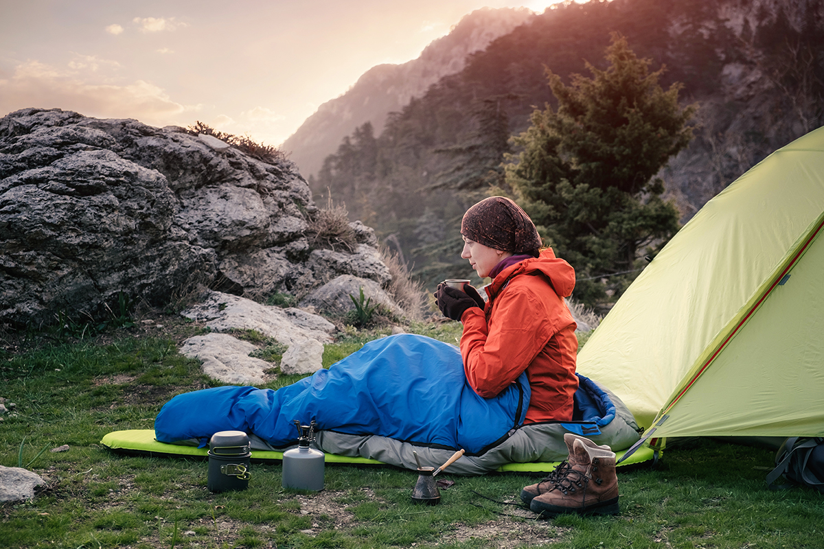 How to Protect Your Sleeping Bag From Getting Wet - wanderingprivateer.com